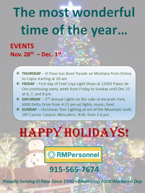 upcoming-holiday-events-in-el-paso